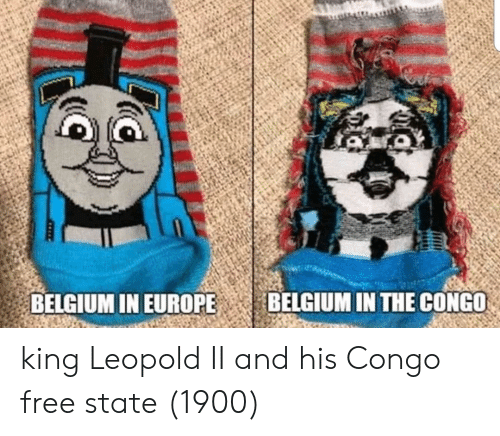 Belgium: BELGIUM IN EUROPE  BELGIUM IN THE CONGO king Leopold II and his Congo free state (1900)