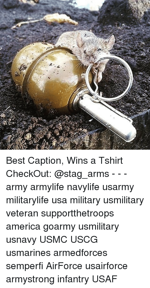 America, Memes, and Army: Best Caption, Wins a Tshirt CheckOut: @stag_arms - - - army armylife navylife usarmy militarylife usa military usmilitary veteran supportthetroops america goarmy usmilitary usnavy USMC USCG usmarines armedforces semperfi AirForce usairforce armystrong infantry USAF