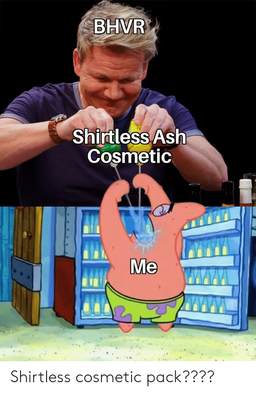 Ash Guys Literally Only Want One Thing and It's Fucking