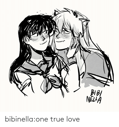 one: bibinella:one true love