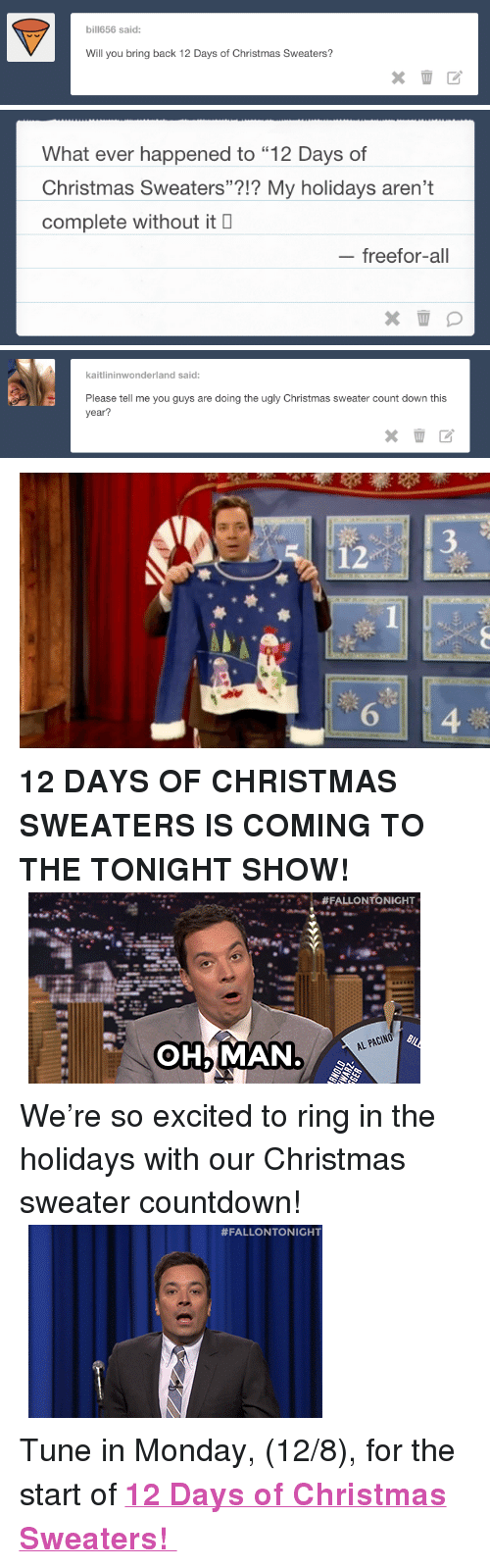 🅱 25+ Best Memes About 12-Days-Of-Christmas-Sweaters | 12-Days-Of ...