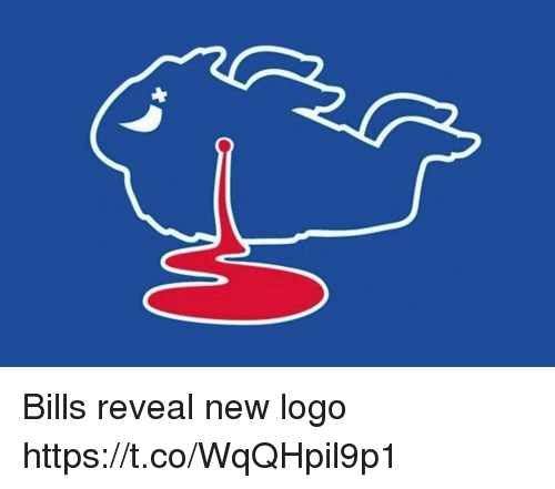 Memes, Bills, and 🤖: Bills reveal new logo https://t.co/WqQHpil9p1