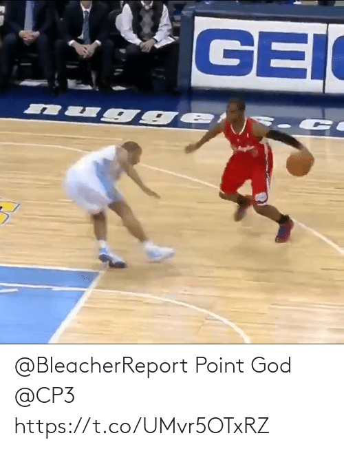 God: @BleacherReport Point God @CP3 https://t.co/UMvr5OTxRZ