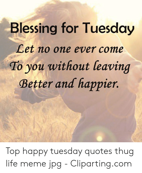 🅱️ 25 Best Memes About Tuesday Quotes