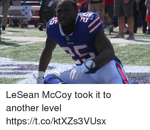 Nfl, Lesean McCoy, and Another: BLIS LeSean McCoy took it to another level   https://t.co/ktXZs3VUsx