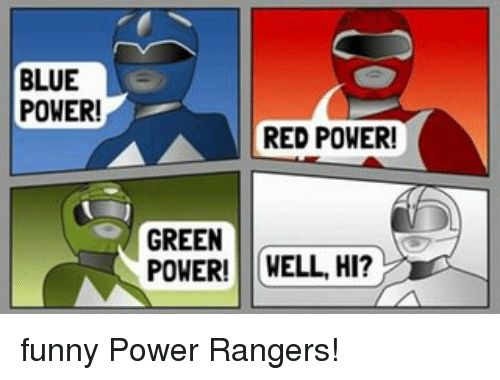 25 Best Memes About Funny Power Rangers Funny Power Rangers