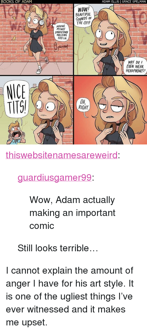 """Beautiful, Books, and Tumblr: BOOKS OF ADAM  ADAM ELLIS 