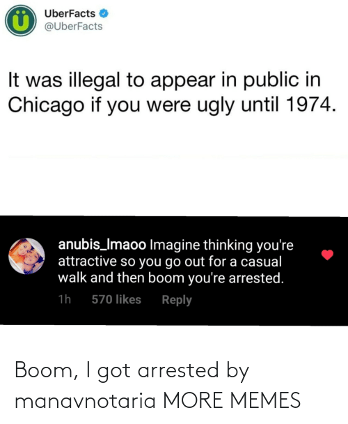 boom: Boom, I got arrested by manavnotaria MORE MEMES