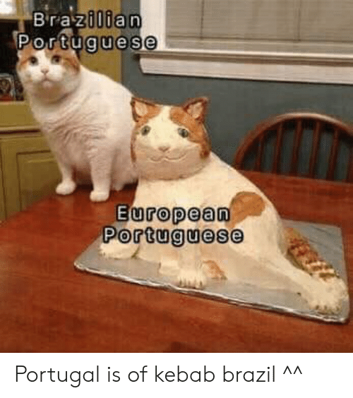 Brazil, Portugal, and Brazilian: Brazilian  Portuguese  uropea0  Portuguese Portugal is of kebab brazil ^^