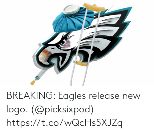 ballmemes.com: BREAKING: Eagles release new logo. (@picksixpod) https://t.co/wQcHs5XJZq
