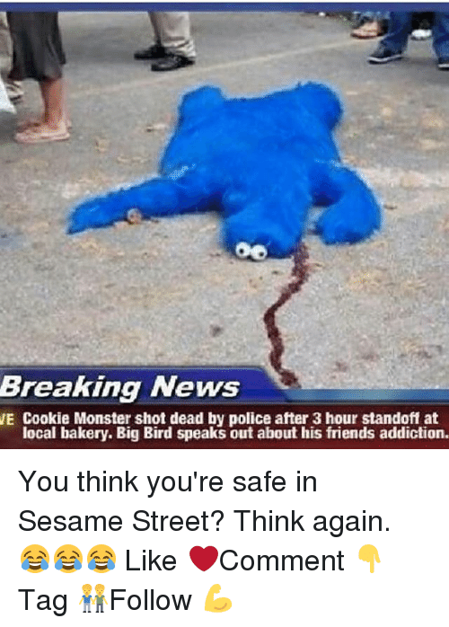 25 Best Memes About Cookie Monster Shot Cookie Monster Shot