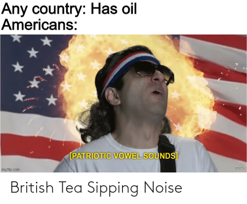 Sipping: British Tea Sipping Noise