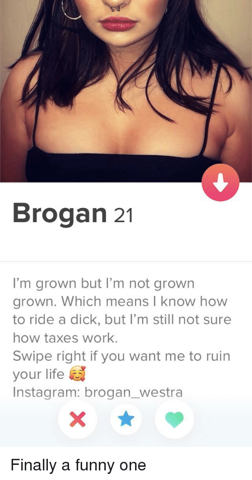 Funny, Instagram, and Life: Brogan 21 I'm grown but I'