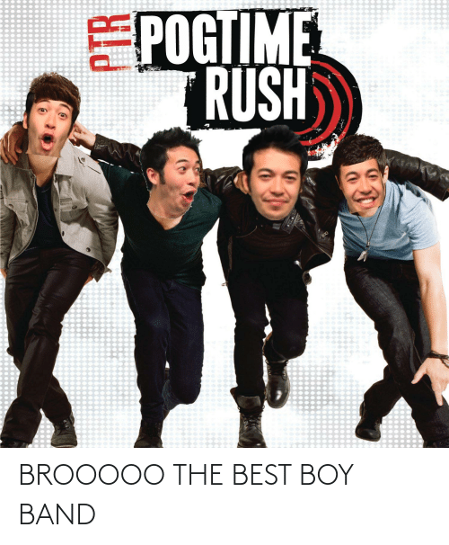 Band: BROOOOO THE BEST BOY BAND
