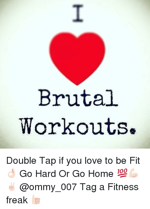 Dekh Bhai, International, and Freaks: Brutal  Workouts. Double Tap if you love to be Fit 👌🏻 Go Hard Or Go Home 💯💪🏻✌🏻️ @ommy_007 Tag a Fitness freak 👍🏻