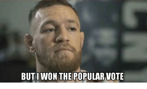 Memes, 🤖, and Vote: BUTI WON THE POPULAR VOTE