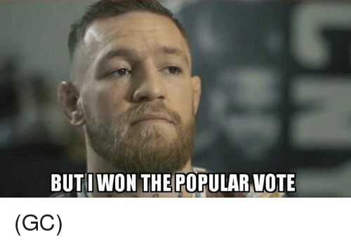 Memes, 🤖, and Vote: BUTI WON THE POPULAR VOTE (GC)