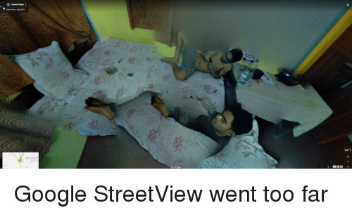 Funny, Google, and Street View: C Contra Pritam  Street View- Aug 2018  KUTHIP  Google
