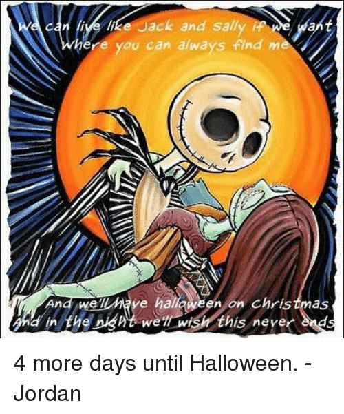 halloween jordans and jordan can live like jack and sally ant ere you
