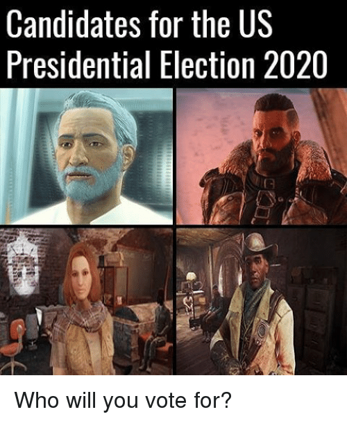 presidential elections: Candidates for the US  Presidential Election 2020 Who will you vote for?