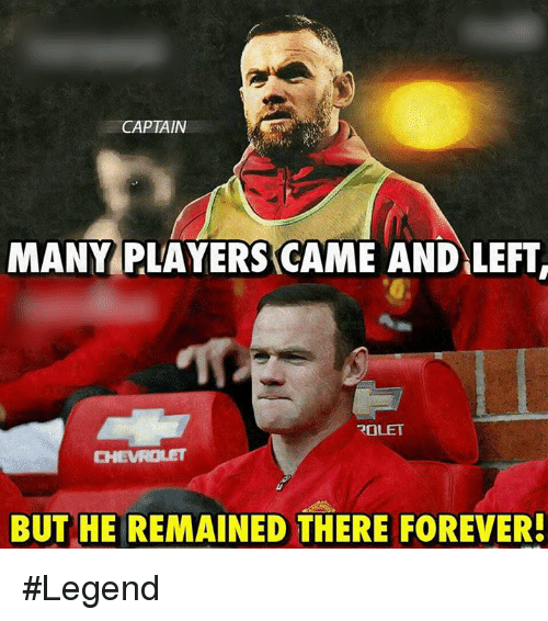 foreverly: CAPTAIN  MANY PLAYERS CAME AND LEFT  ROLET  BUT HE REMAINED THERE FOREVER! #Legend