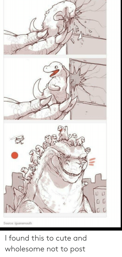 To Cute: CC  Source: iguanamouth I found this to cute and wholesome not to post