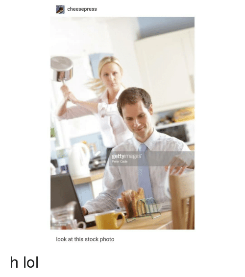 Lol, Trendy, and Photo: cheesepress  gettyimages  Peter Cade  look at this stock photo h lol