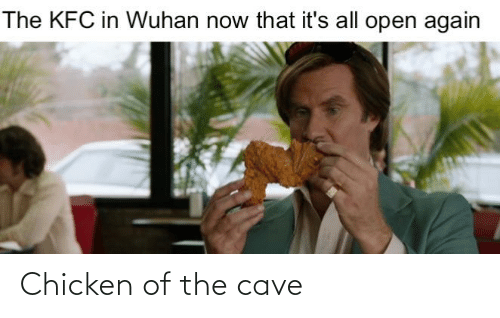 the cave: Chicken of the cave