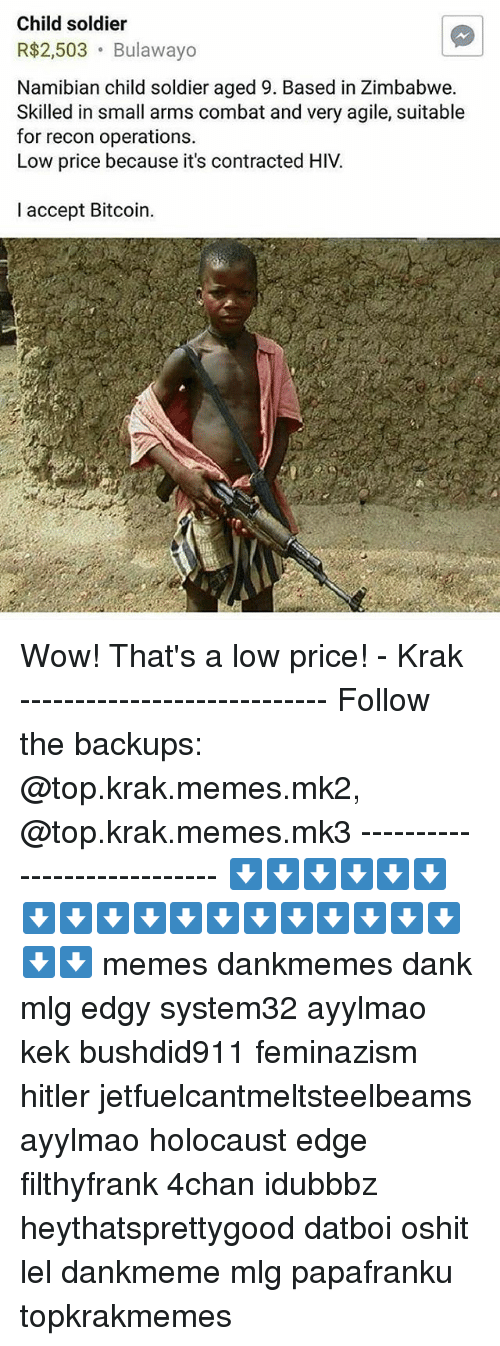 25 Best Memes About Wow Thats A Low Price Wow Thats A Low