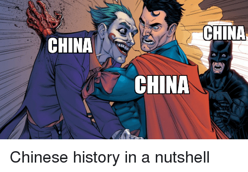 China, Chinese, and History: CHINA  CHINA Chinese history in a nutshell