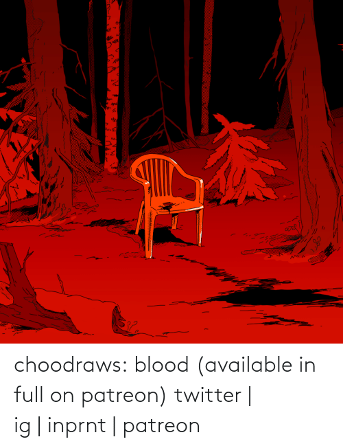 blood: choodraws:  blood (available in full on patreon) twitter   ig inprnt   patreon