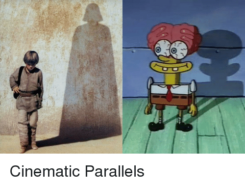 Parallels and Cinematic: Cinematic Parallels