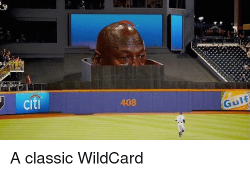 Memes, Classical, and 🤖: citi  408 A classic WildCard