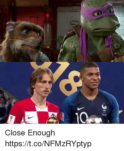 Memes, 🤖, and Close Enough: Close Enough https://t.co/NFMzRYptyp