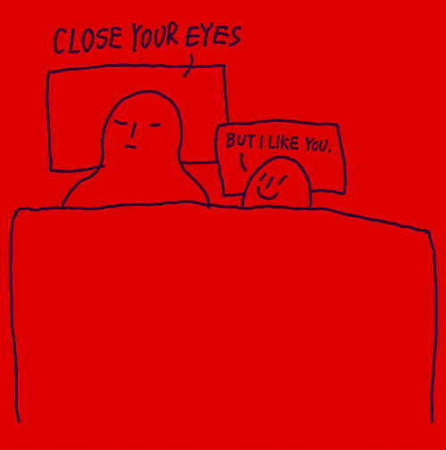 close your eyes: CLOSE YOUR EYES  BUTI LIKE You.