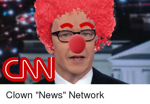 News, Clown, and Network