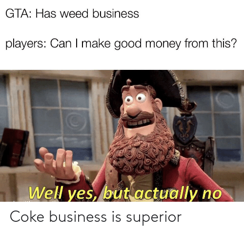 Business: Coke business is superior