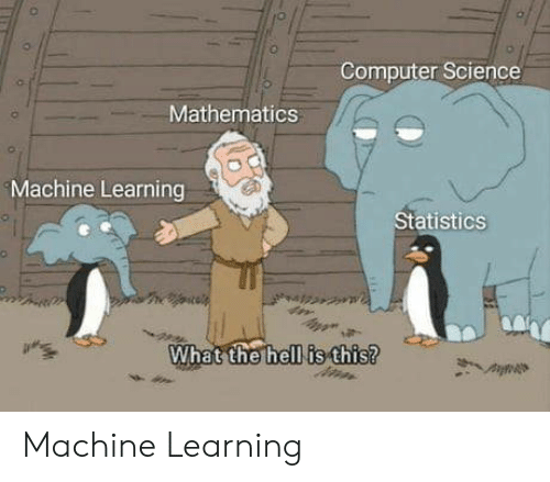 what-the-hell: Computer Science  Mathematics  Machine Learning  Statistics  What the hell is this? Machine Learning
