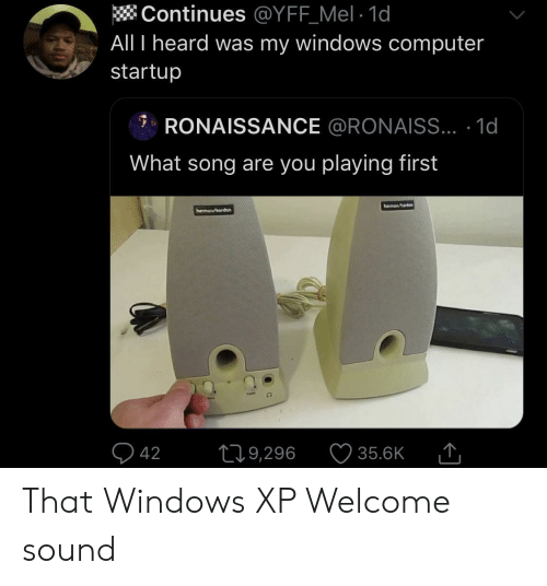 Continues 1d All I Heard Was My Windows Computer Startup