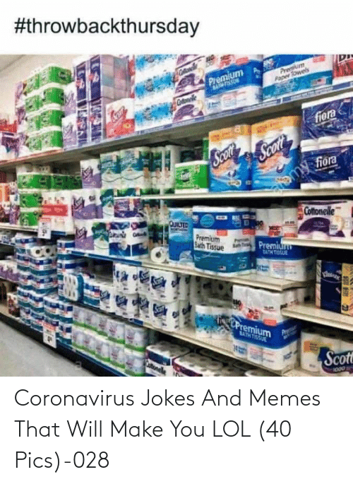 Memes That: Coronavirus Jokes And Memes That Will Make You LOL (40 Pics)-028