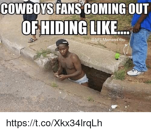 Dallas Cowboys, Like, and Coming: COWBOYS FANS COMING OUT  OFHIDING LIKE  mes4You https://t.co/Xkx34lrqLh