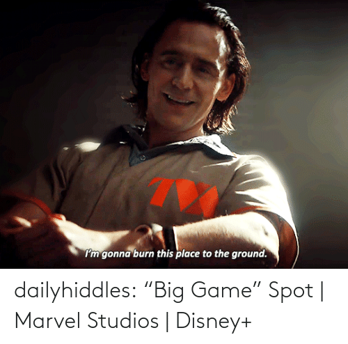 "Disney: dailyhiddles:  ""Big Game"" Spot 