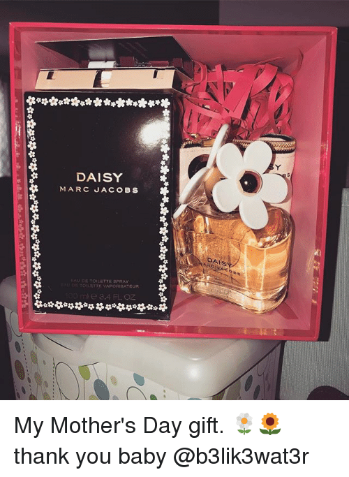 d5dd2946c357b Memes, Mother s Day, and Thank You  DAISY MARC JACOBS DE TOILETTE SPRAY  TOILET
