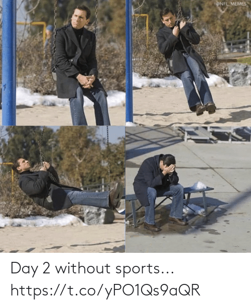 ballmemes.com: Day 2 without sports... https://t.co/yPO1Qs9aQR