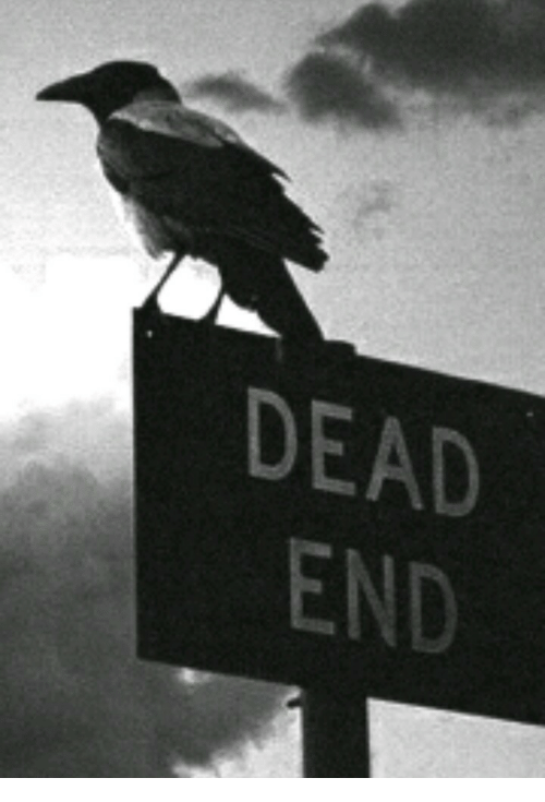 Dead End, Dead, and End: DEAD  END