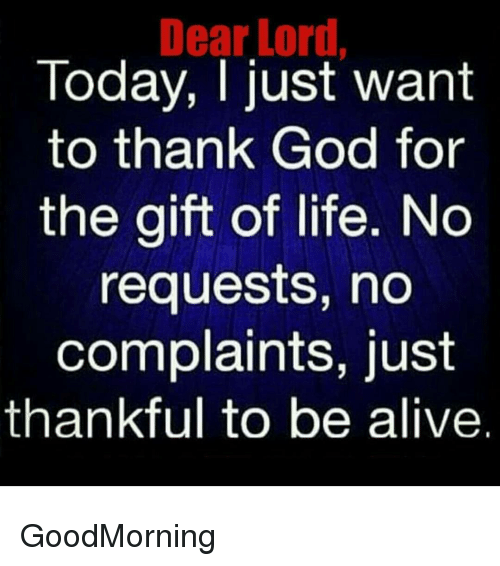 thank god for the gift of life images