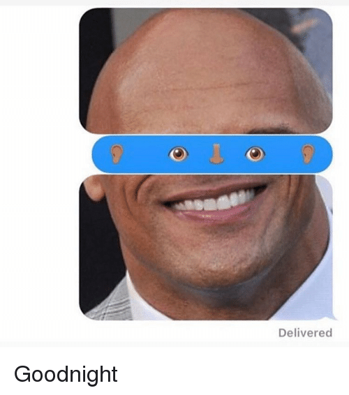 Memes, 🤖, and Goodnight: Delivered Goodnight