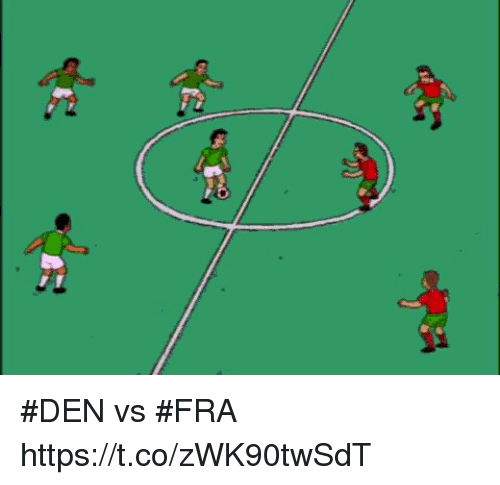 Memes, 🤖, and  Den: #DEN vs #FRA https://t.co/zWK90twSdT