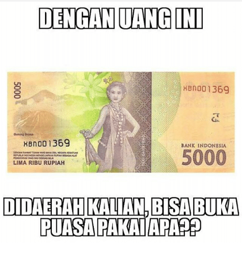 🅱 25 Best Memes About Bank Indonesia