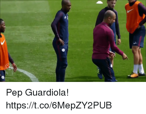 pep guardiola: DFOOTBALLNESS Pep Guardiola! https://t.co/6MepZY2PUB